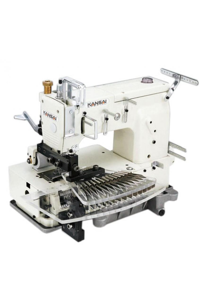 Промышленная швейная машина Kansai Special DFB-1412PTV 1/4