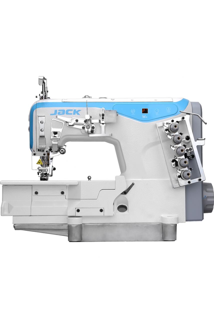 Промышленная швейная машина Jack W4-D-01/02/03/08 (6,4 мм)