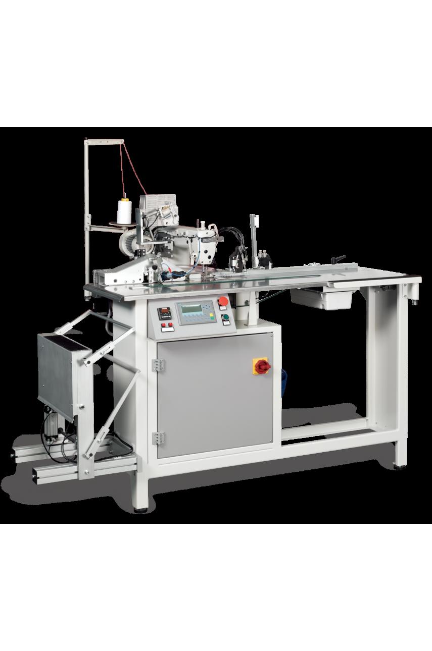 Автомат для шитья закладной планки на полочке рубашки MAICA MCD