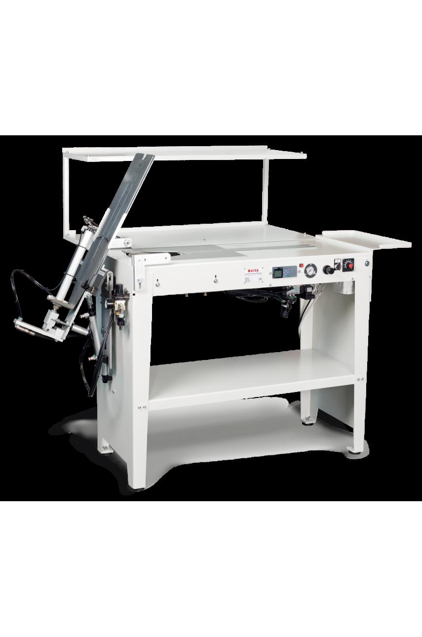 Автомат для складывания и упаковки рубашек MAICA MPC