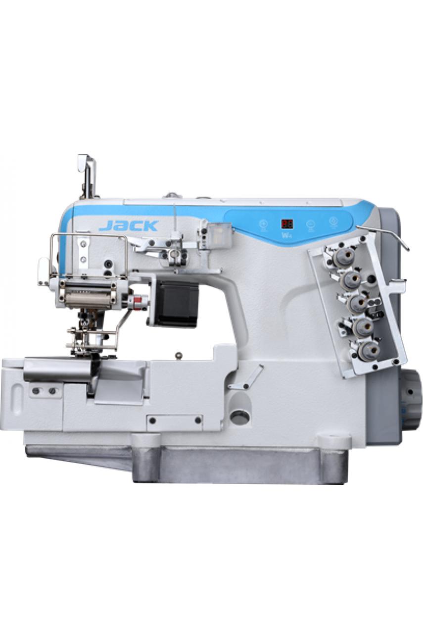 Промышленная швейная машина Jack JK-W4-D-05CB (6,4 мм)
