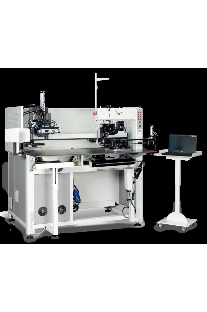 Автомат для притачивания накладных карманов MAICA UAM 01
