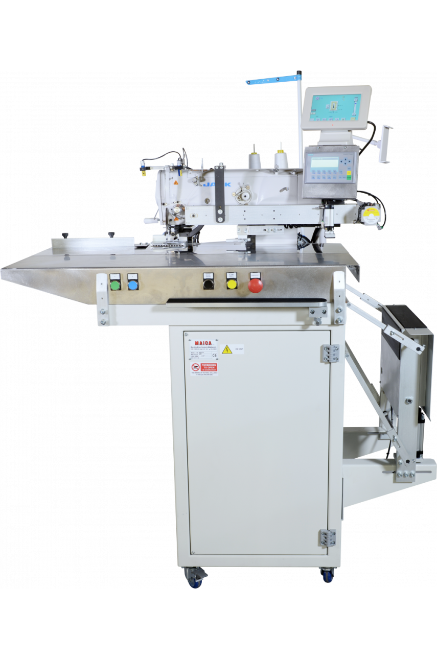 Автомат для выполнения петель на рубашках MAICA MA 04 (Китай;голова JACK)