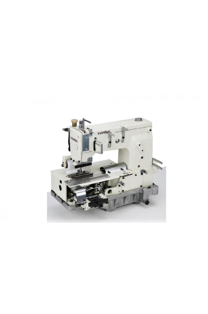 Промышленная швейная машина Kansai Special DFB-1412PQ 1/4