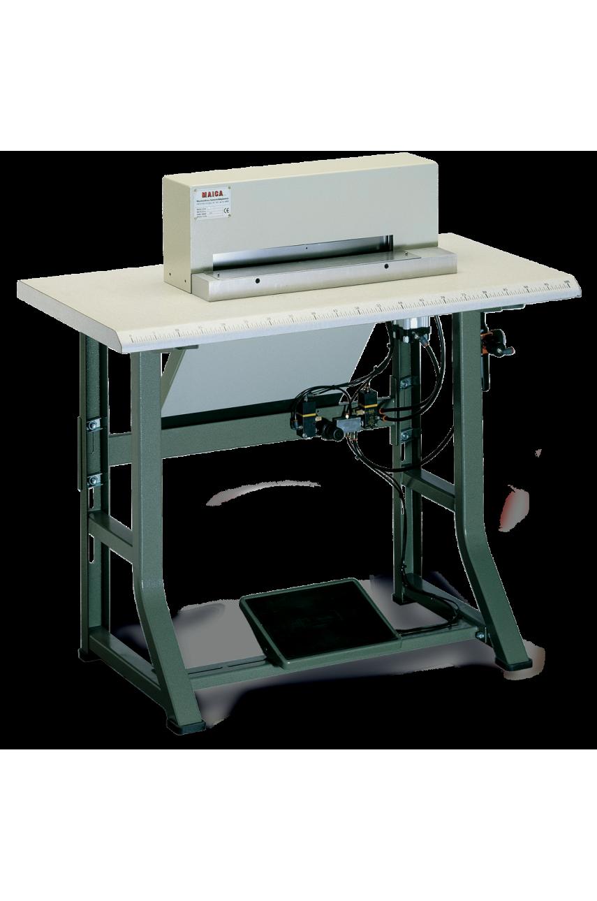 Автомат для осноровки готового воротника MAICA MTC