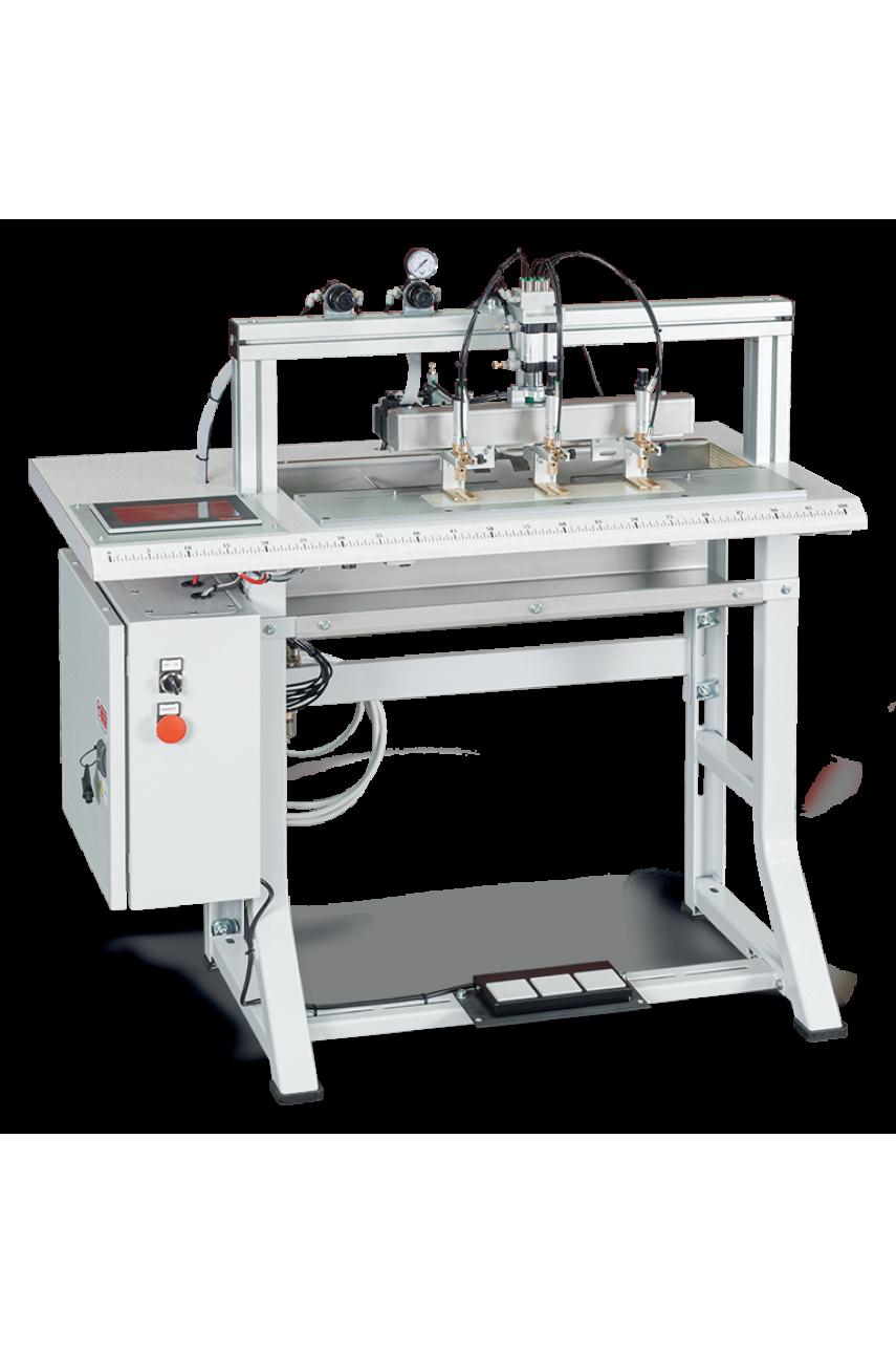 Автомат для маркировки части воротника MAICA 3006