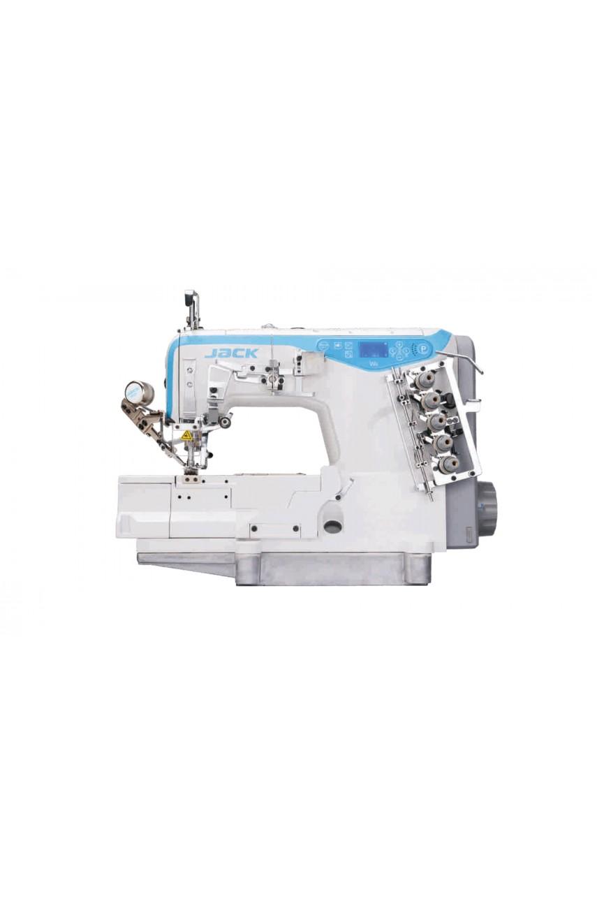 Промышленная швейная машина Jack W4-UT-01GB (6,4 мм)