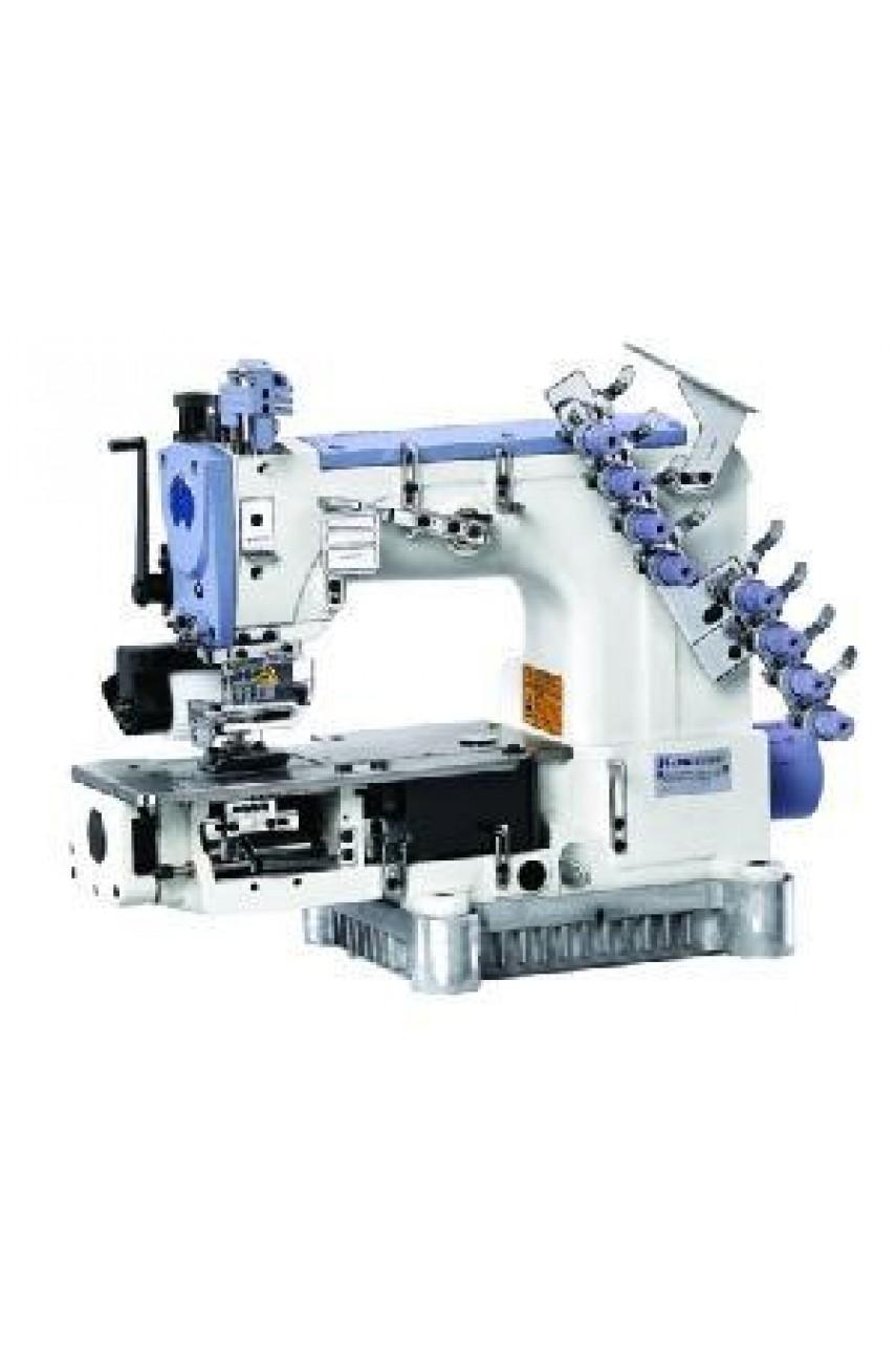 Промышленная швейная машина Jack JK-8009VC-04064P/VWL