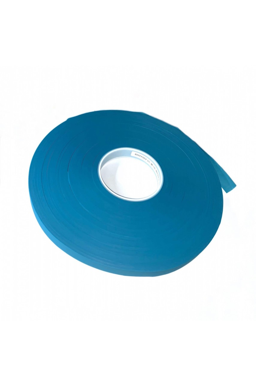 Лента для герметизации швов (0,1мм*20мм) 200м синяя