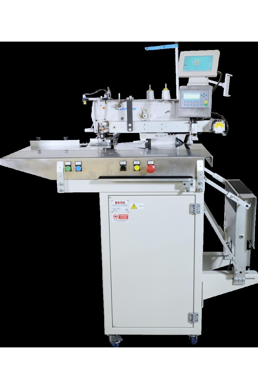 Автомат для выполнения петель на рубашках MAICA MA 04 (Китай;голова JUKI)