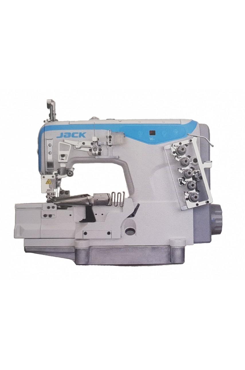 Промышленная швейная машина Jack W4-D-02BB (6,4 мм)
