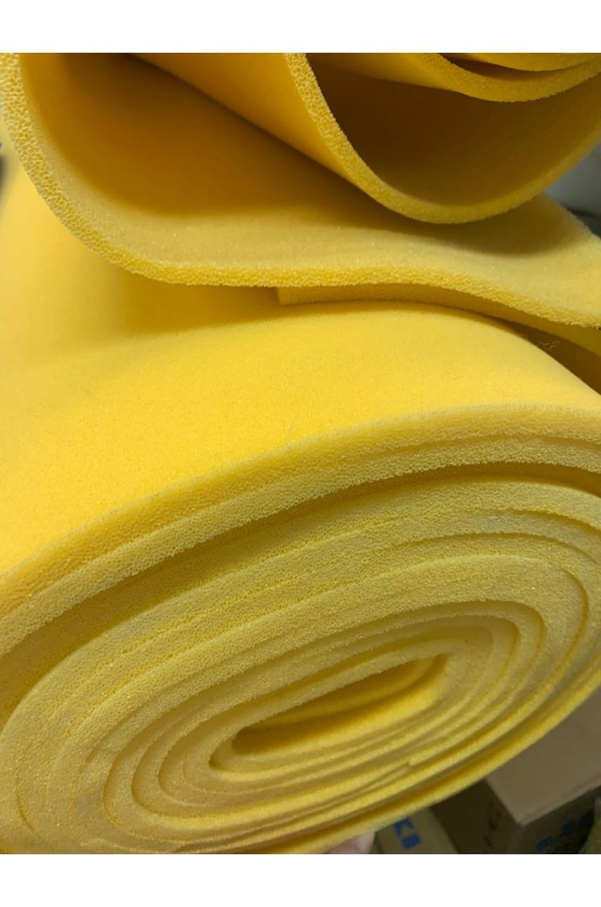 Пенка желтая для утюжильных досок