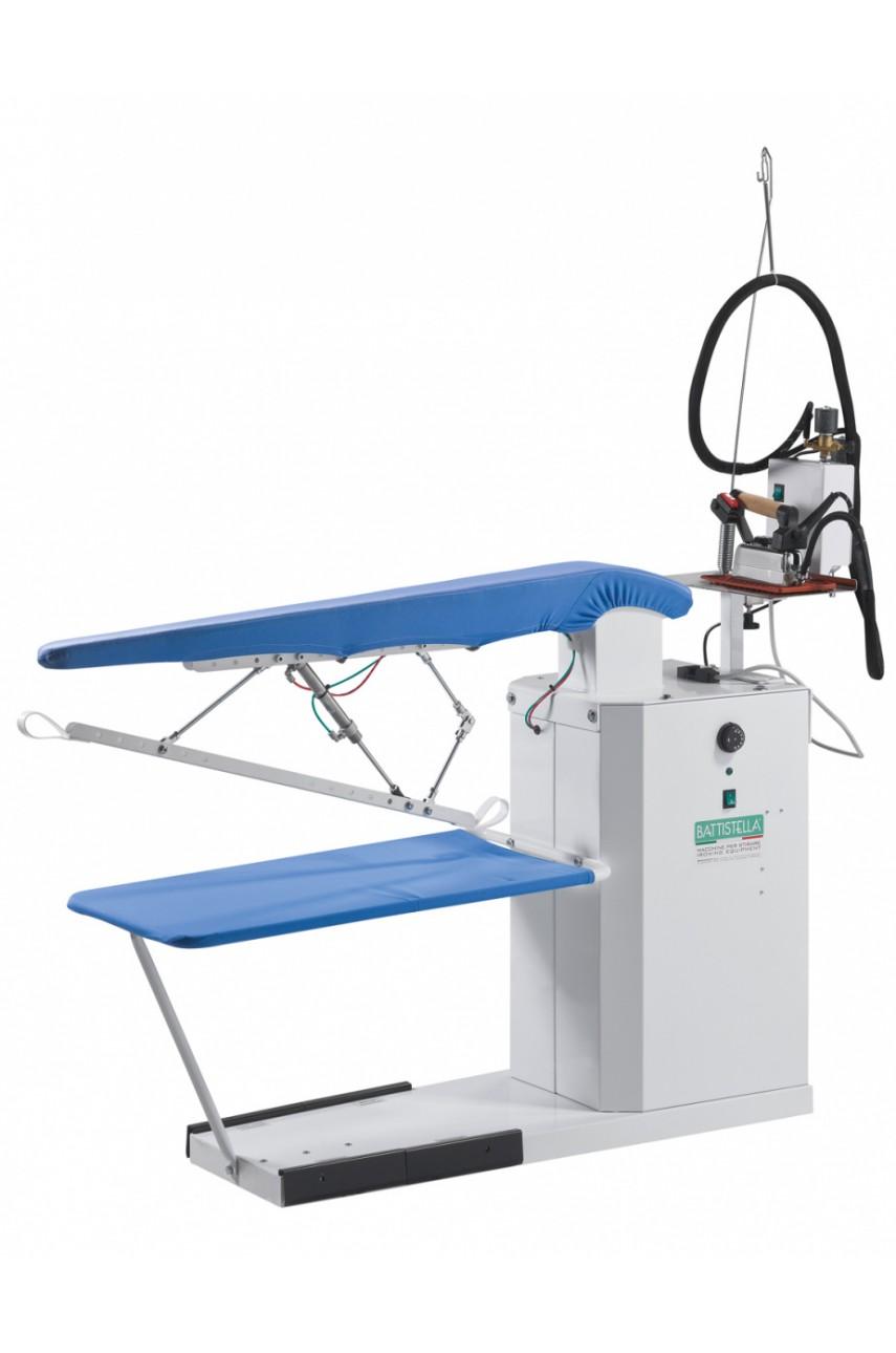 Специальный утюжильный стол для обработки боковых швов брюк ARES P