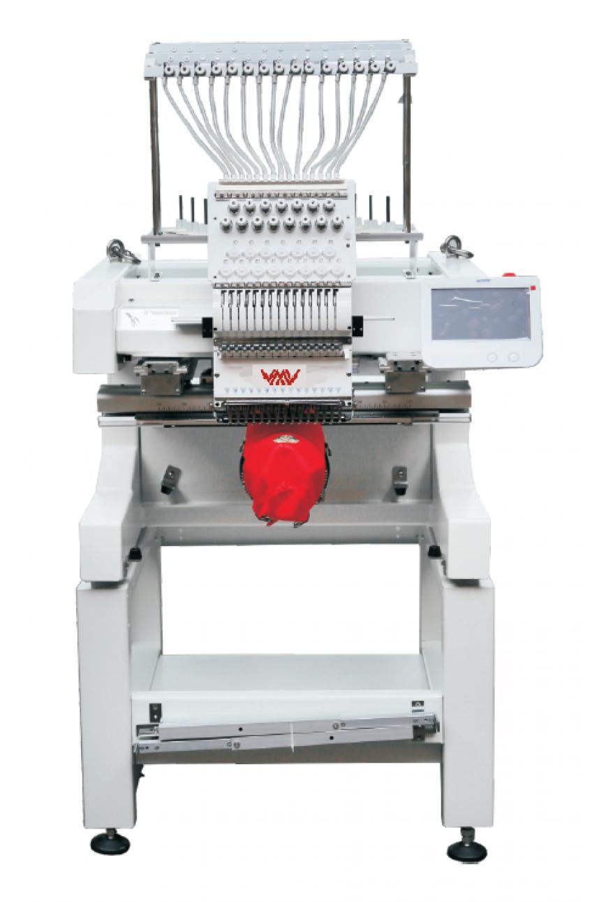 Вышивальная машина VMA V-1201 с увеличенным полем вышивки