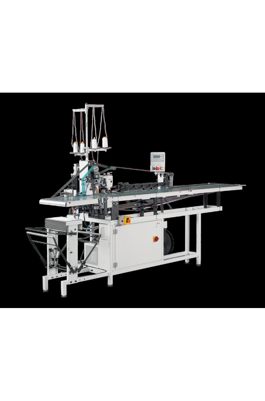 Автомат для обработки передней планки MAICA MACD