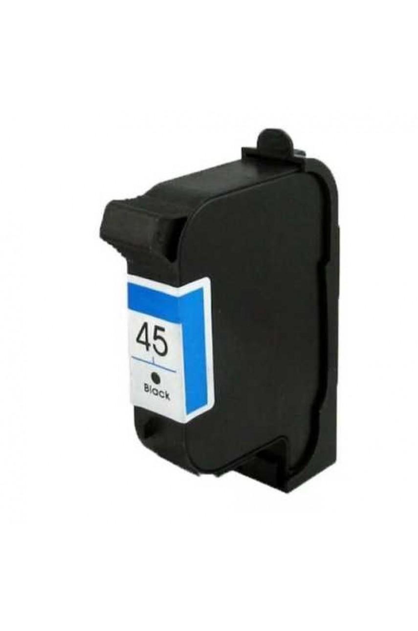 Неоригинальный картридж HP45 Black