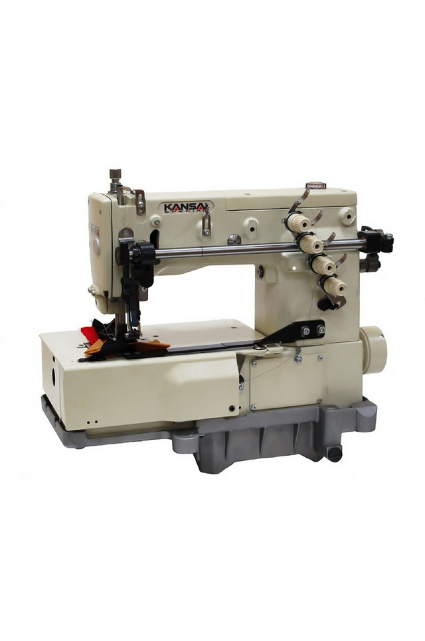 Промышленная швейная машина Kansai Special DFB-1402MR 1/4