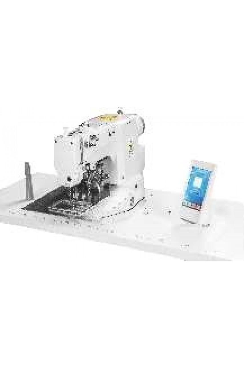 Программируемая закрепочная машина для пришивания липучки VMA V-430D-68-VLT-B