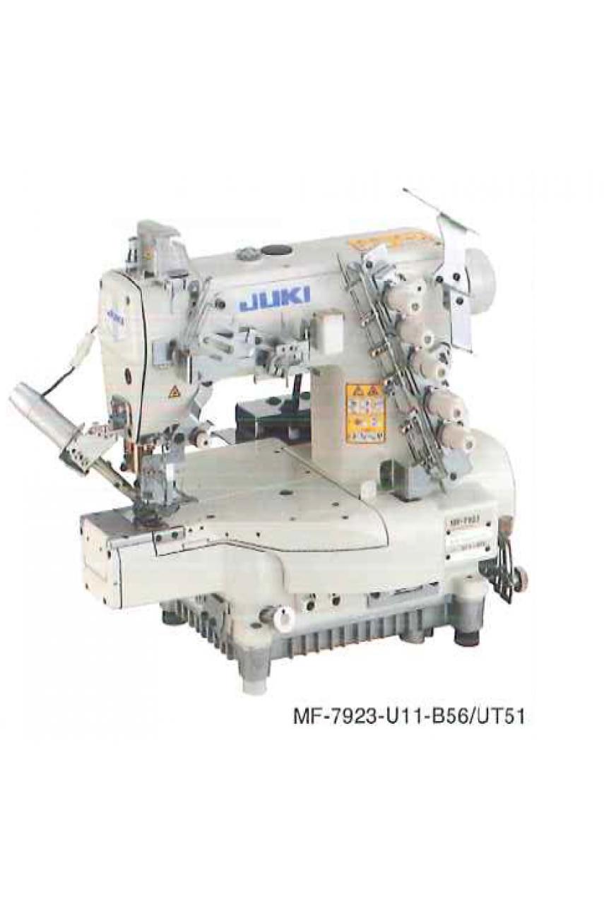 Промышленная швейная машина  Juki MF-7923 -U11-B56/UT57/PL12