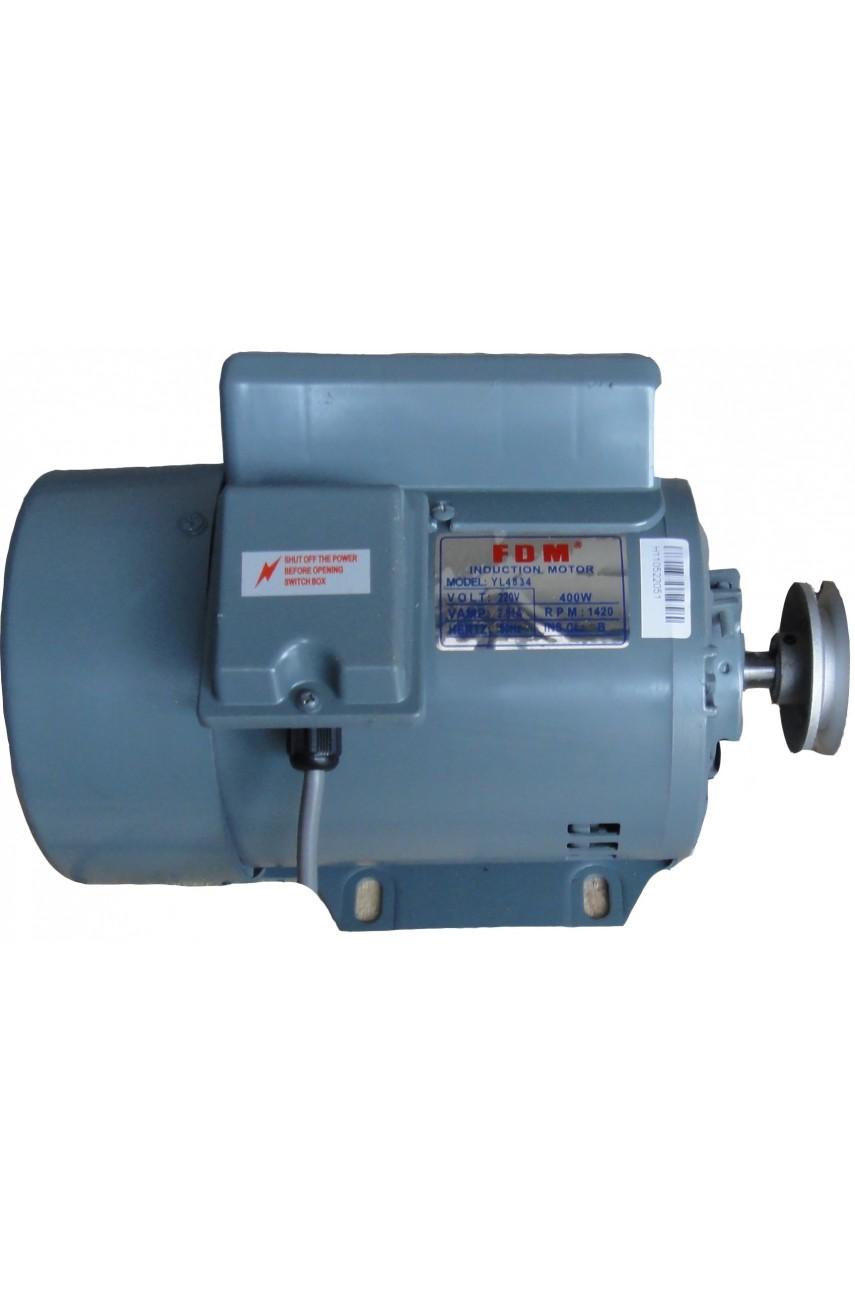 Двигатель Jack 400W/220V, 1425 об/мин индукционный