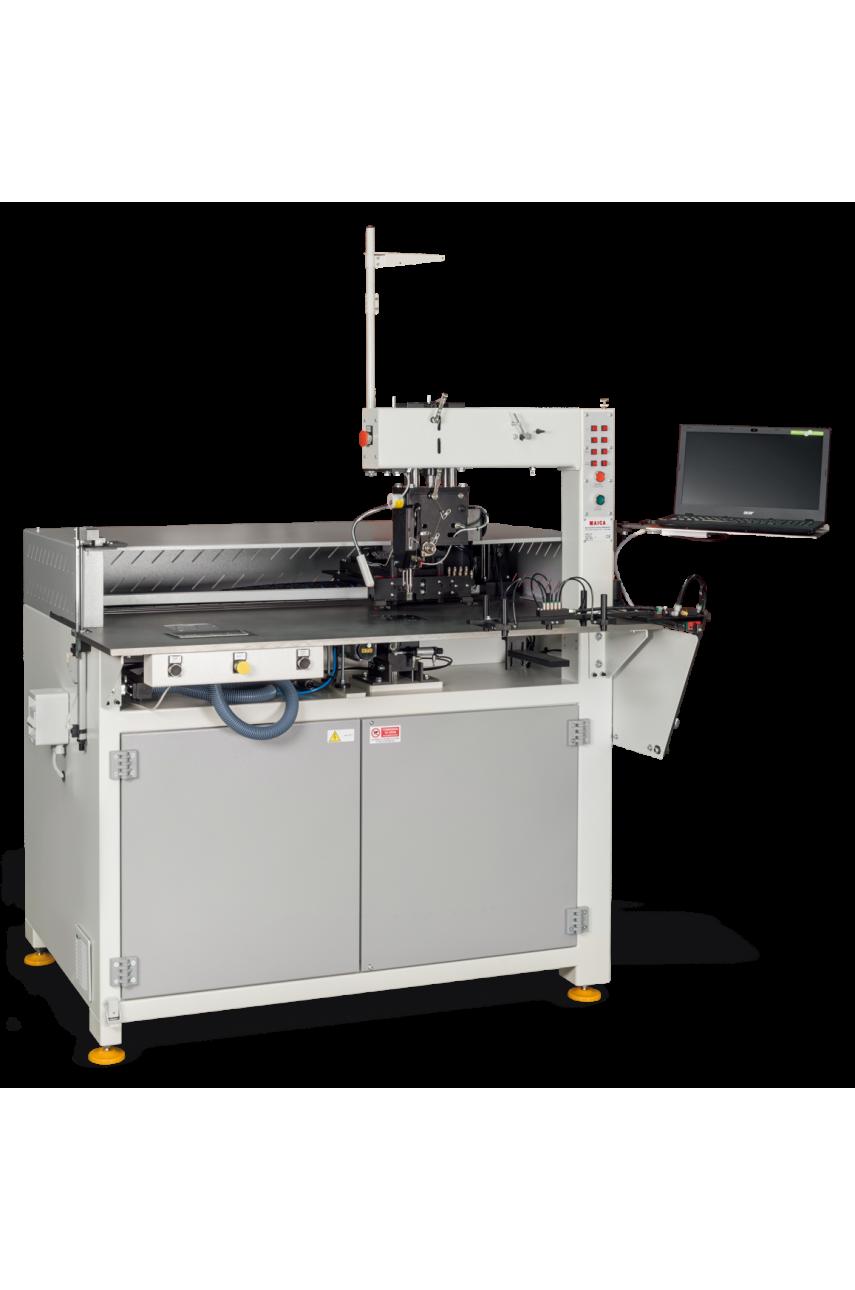 Автомат для притачивания бирок MAICA UAM 02