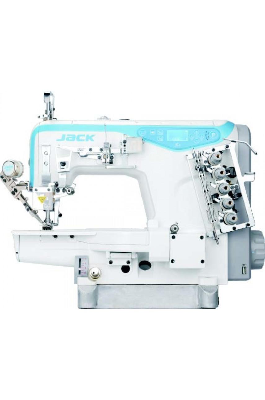 Промышленная швейная машина Jack JK-K4-UT/35AC/356